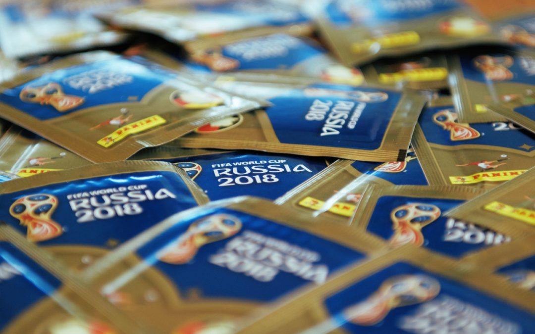 Das kostet ein volles Panini-Album zur WM 2018