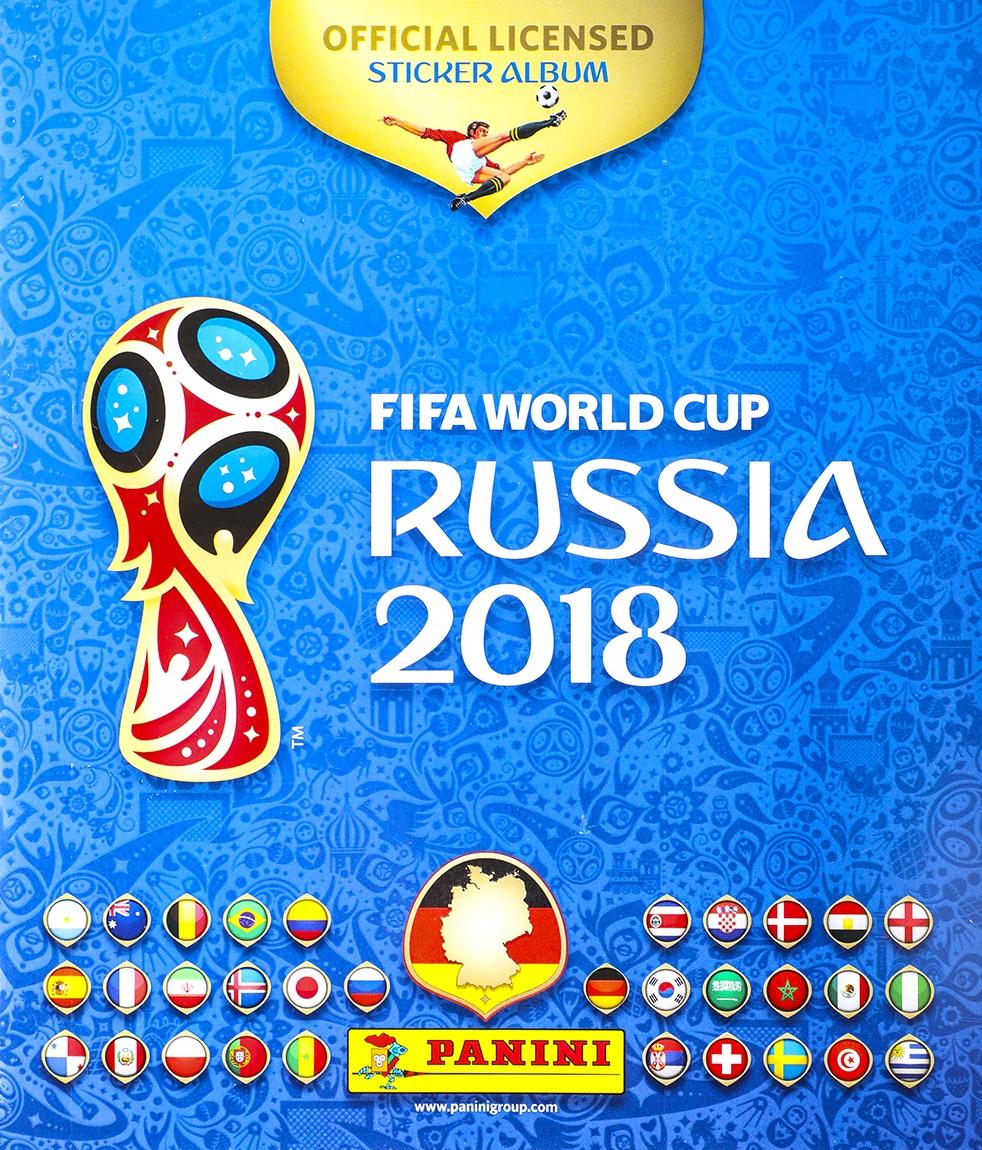 Panini Sammelalbum WM 2014